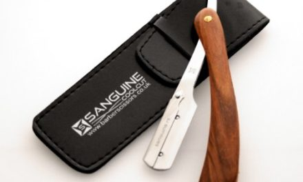 Sanguine Rasoir traditionnel, Rasoir de rasage pour hommes,…