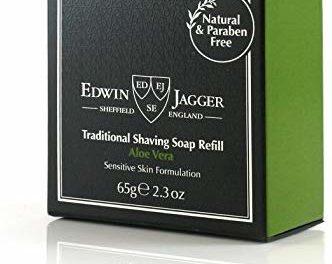 Edwin Jagger, l'aloe vera 99,9% naturel traditionnel