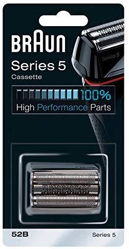 Braun Pièce de Rechange 52B Noire pour Rasoir Compatible avec…