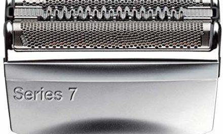 Braun Pièce De Rechange 70S Argentée Pour Rasoir – Compatible…