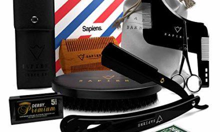 Coffret Barbe Complet par Sapiens : Kit d'Entretien pour Barbe &…