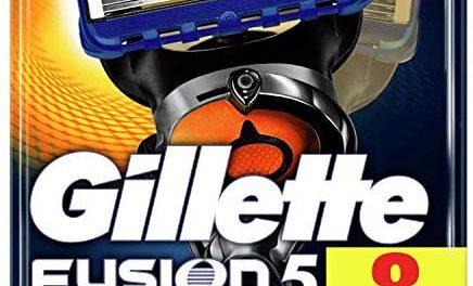 Gillette Lames Fusion 5 Proglide Homme, Pack de 8 lames …