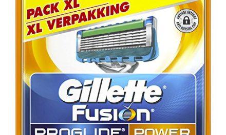 Ancienne Version Gillette Fusion ProGlide Power Lames de Rasoir…