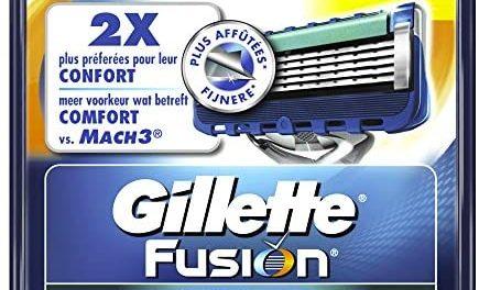 Ancienne Version/Gillette Fusion ProGlide Lames De Rasoir Pour…