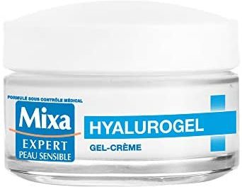 Mixa Expert Peau Sensible – Hyalurogel – Gel-Crème Hydratant…
