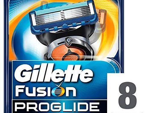 Ancienne version Gillette Lames Fusion Proglide Manuel x8