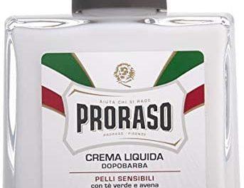 Proraso – Baum Après-Rasage Liquide Anti-Irritation au Thé Vert…