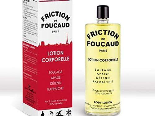 Friction de Foucaud – Flacon Verre 250Ml – Marque Française…