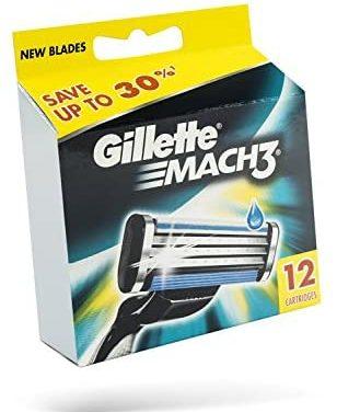 Gillette – Ancienne version – MACH3 8 lames