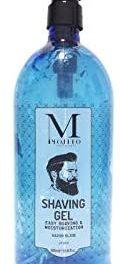Mojito Barber Shaving Gel Men 1000ml Rasoir Transparent Hommes…