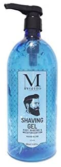 Mojito Barber Shaving Gel Men 1000ml Rasoir Transparent Hommes…