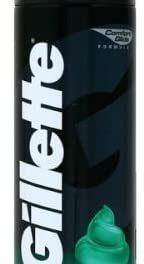 Gillette classique Gel de rasage Peaux Sensibles 200ml cas de 6