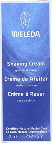 Weleda – Crème à raser pour homme – 75 ml