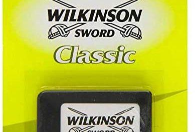 Wilkinson 7000112e–Lames de rasoir à double tranchant,…