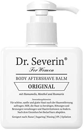 Dr. Severin® Women Original Body Baume Après-Rasage