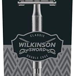 Wilkinson Rasoir de Sûreté avec 5 Recharges incluses