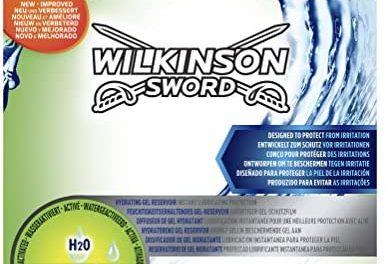 Wilkinson – Hydro 5 Sensitive – Lames de rasoir pour Homme -…