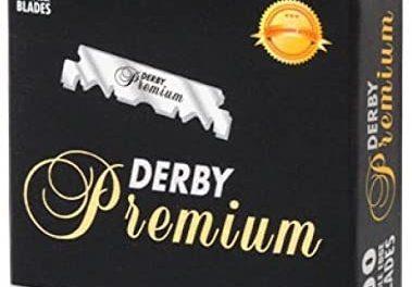 Dẹrby Premium demi lames professionnel boite de 100pièces