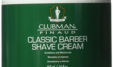 PINAUD CLUBMAN Classique Barber Crème de Rasage 453 ml