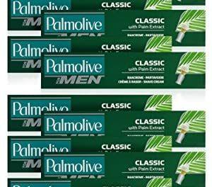 PALMOLIVE classique Mousse crème à Raser avec Palm EXTRAIT 100…