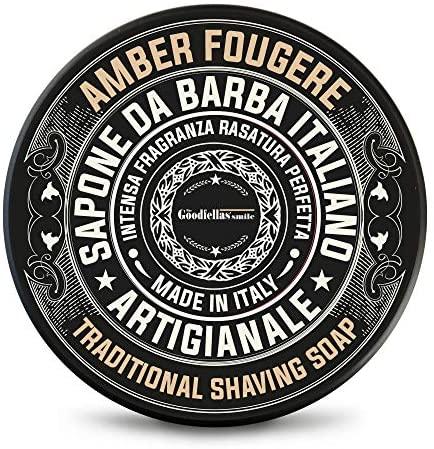 The Goodfellas 'smile Sapone da barba Amber Fougere – Savon de…