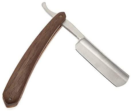Greeflu Rasoir Barbe ,Couteau à Barbe Rabattable, Beau Travail…