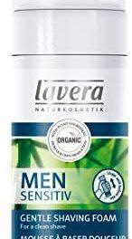 lavera Men Sensitiv Mousse à Raser Douceur – vegan – Cosmétiques…