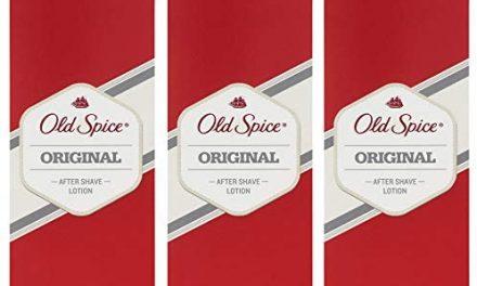 3 x Old Spice Original Lotion Après-Rasage chaque 150ml