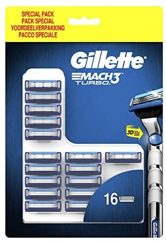 Gillette Mach3 Turbo Lames De…
