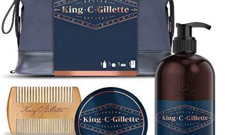 King C. Gillette Kit Barbe…