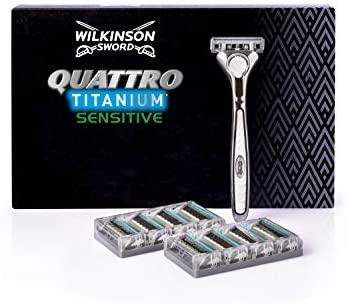 Wilkinson Quattro – Lames de…